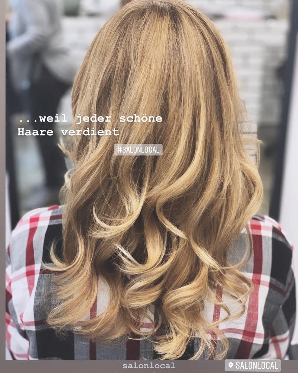 Die richtige Beratung ist das Ziel. ...weil jeder schöne Haare verdient #salonlocal Salonlocal Friseursalon & mehr in Gießen
