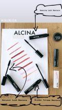 Mascara - Lippenstift -Lipscrub - Alcina Professional - salonlocal Friseursalon & mehr Gießen